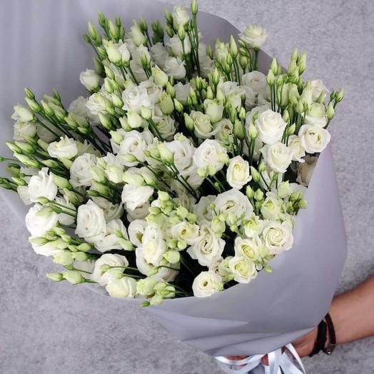 Букет Лунная соната: букеты цветов на заказ Flowwow