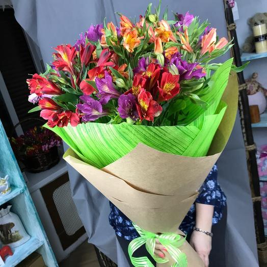 Сочный микс: букеты цветов на заказ Flowwow