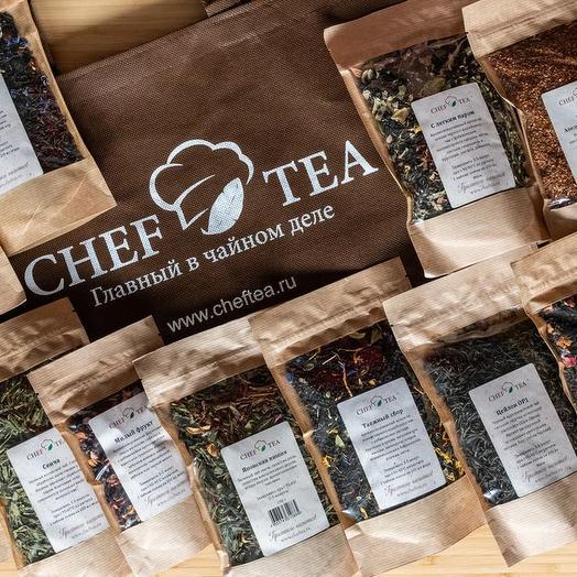 Годовой запас чая