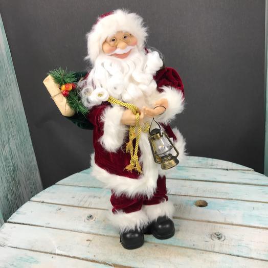 Санта с фонорем