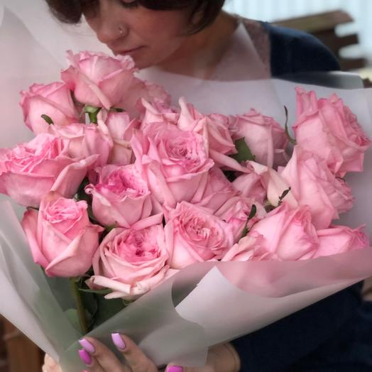 25 ароматных роз