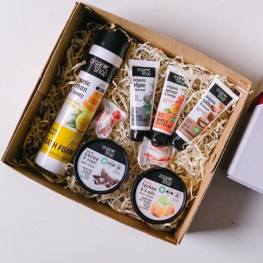 Gift Box Organic Shop