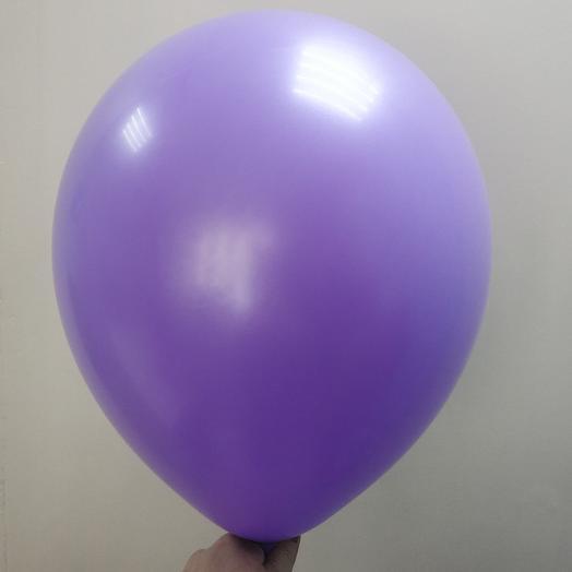 Шар воздушный фиолетовый