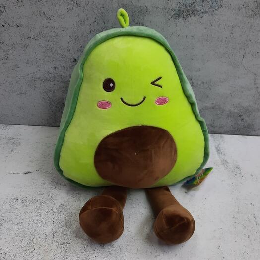 Мягкая игрушка Авокадо