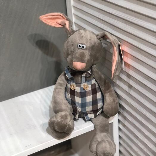 Заяц в штанишках