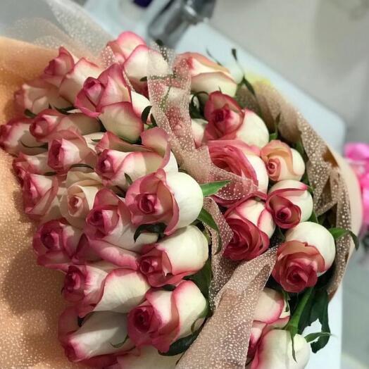 Розы 31 штука