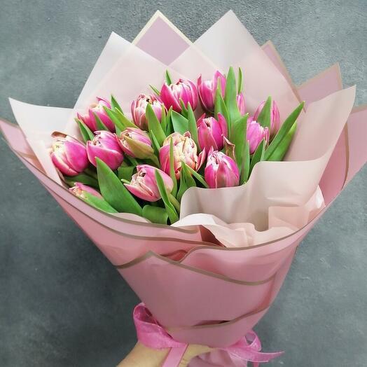15 tulip