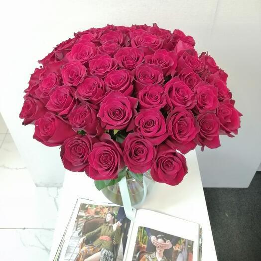 Букет шикарных роз(51)