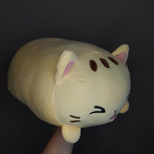 Кошка подушка