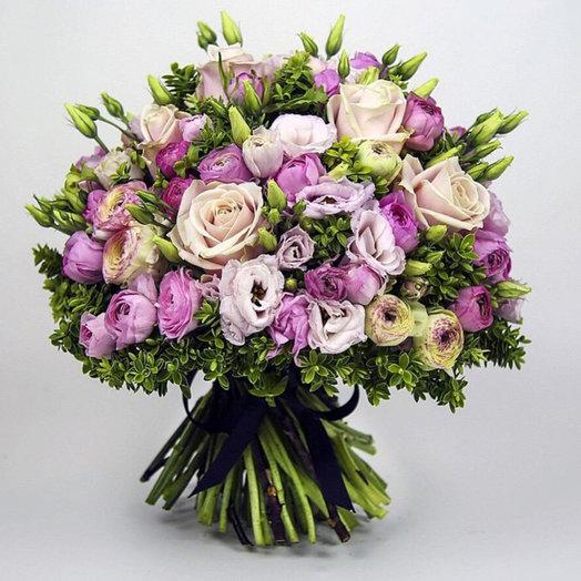 Букет номер восемь: букеты цветов на заказ Flowwow