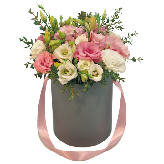 Коробка Ницца: букеты цветов на заказ Flowwow