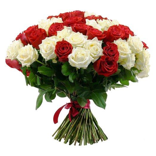 Влюбленный взгляд: букеты цветов на заказ Flowwow