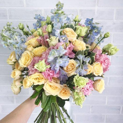 Предвкушение весны: букеты цветов на заказ Flowwow
