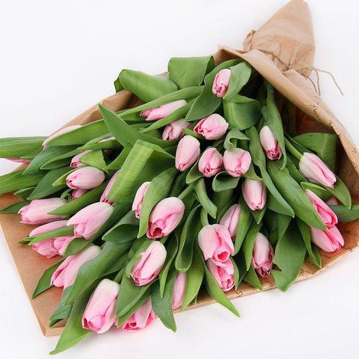 Букет  42 Сантана: букеты цветов на заказ Flowwow