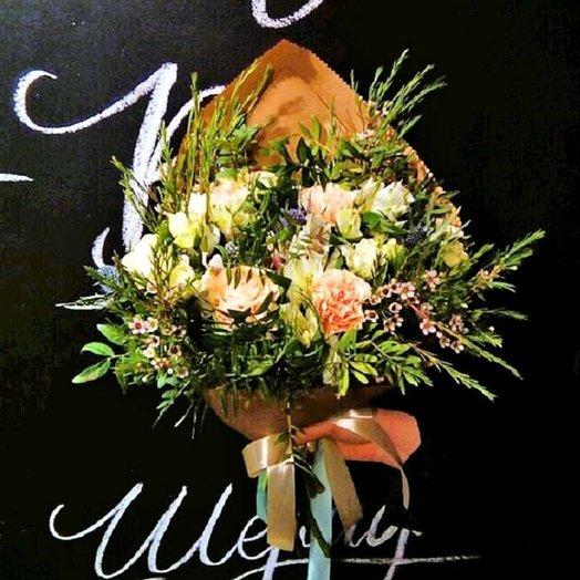 Эдем букет: букеты цветов на заказ Flowwow