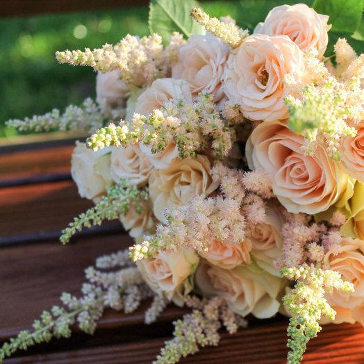 Vannila Sky: букеты цветов на заказ Flowwow