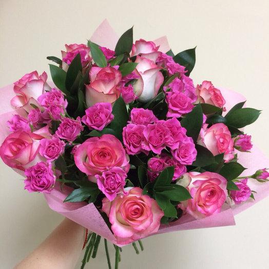 Джулия: букеты цветов на заказ Flowwow