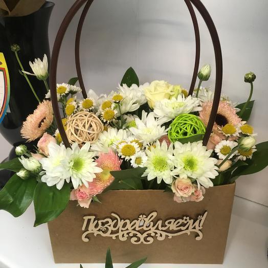 Цветущий луг: букеты цветов на заказ Flowwow