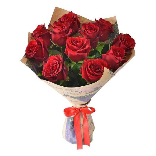 Букет  025: букеты цветов на заказ Flowwow