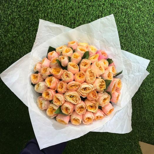 «Вувузела»: букеты цветов на заказ Flowwow