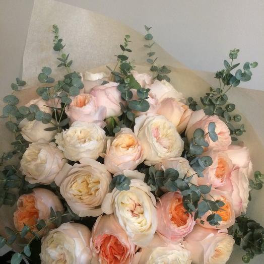 Пионовидное: букеты цветов на заказ Flowwow
