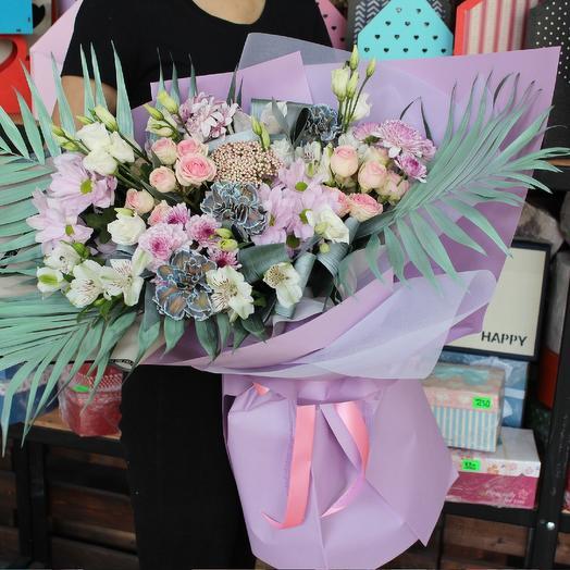 Терецкий гамбит: букеты цветов на заказ Flowwow