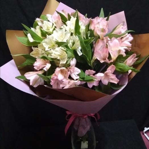 Милая моя: букеты цветов на заказ Flowwow
