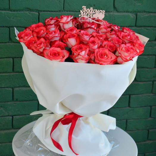 В плену любви: букеты цветов на заказ Flowwow