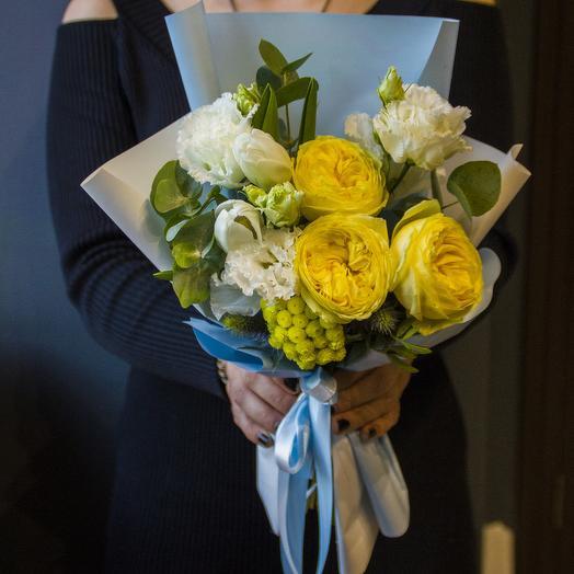 1 Сентября 4: букеты цветов на заказ Flowwow