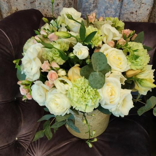 Мелодия: букеты цветов на заказ Flowwow
