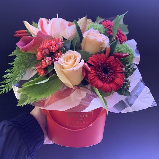Осенняя встреча: букеты цветов на заказ Flowwow