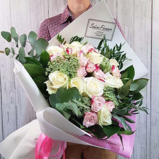 Амми Мария: букеты цветов на заказ Flowwow