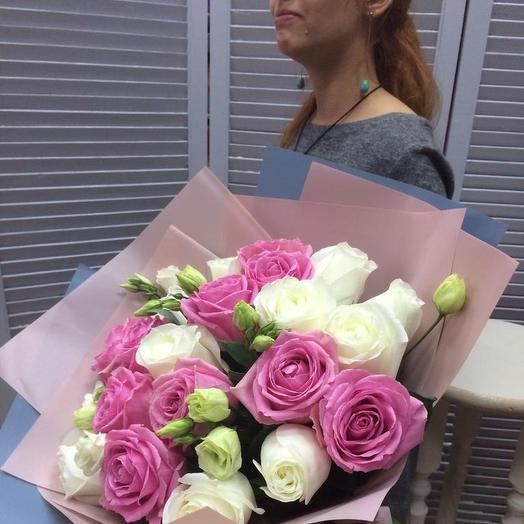 Романтические мечты: букеты цветов на заказ Flowwow