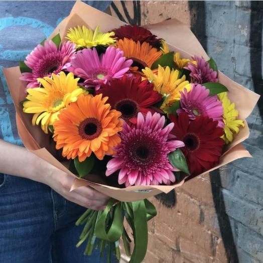 Для мамы 2: букеты цветов на заказ Flowwow