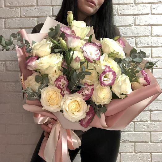 Avalange: букеты цветов на заказ Flowwow