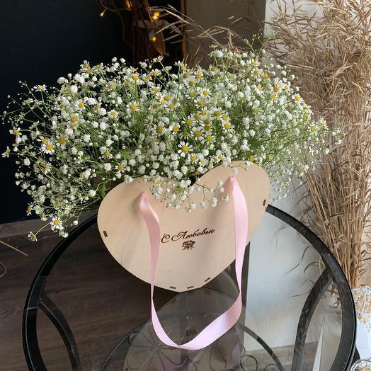 С любовью для мамы: букеты цветов на заказ Flowwow