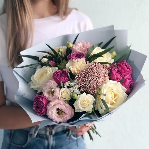 """""""Безмятежность"""": букеты цветов на заказ Flowwow"""