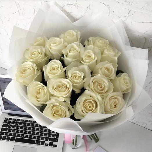 Белый Парус: букеты цветов на заказ Flowwow