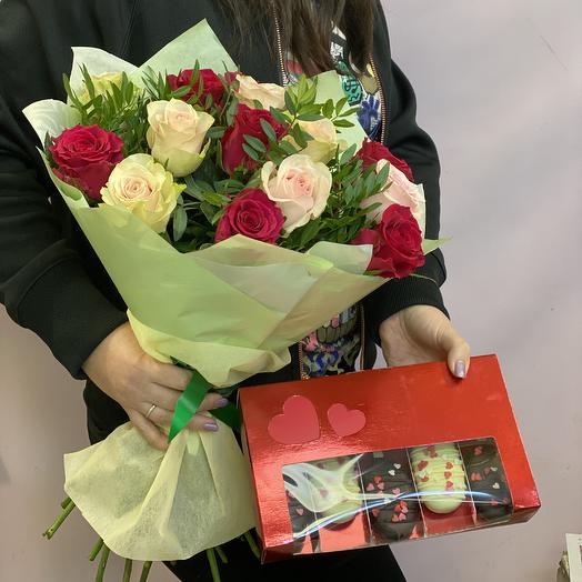 Идеальное начало: букеты цветов на заказ Flowwow