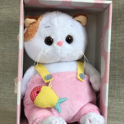 Кошечка Ли-Ли
