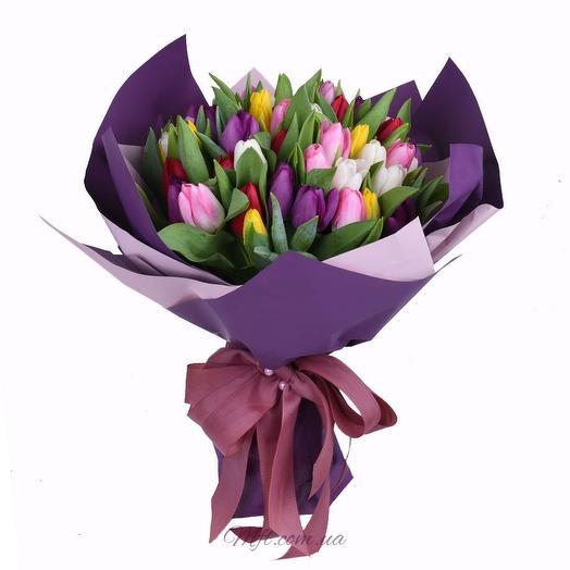 Ассорти тюльпан