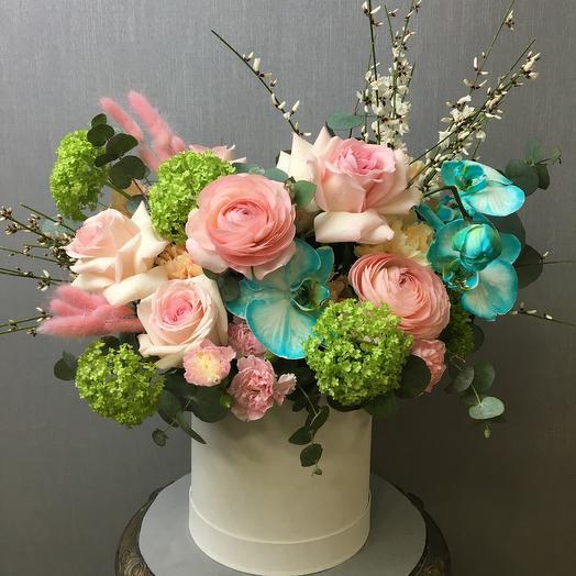 Весенний поцелуй: букеты цветов на заказ Flowwow