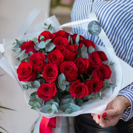 Букет роз «Мелодия любви»