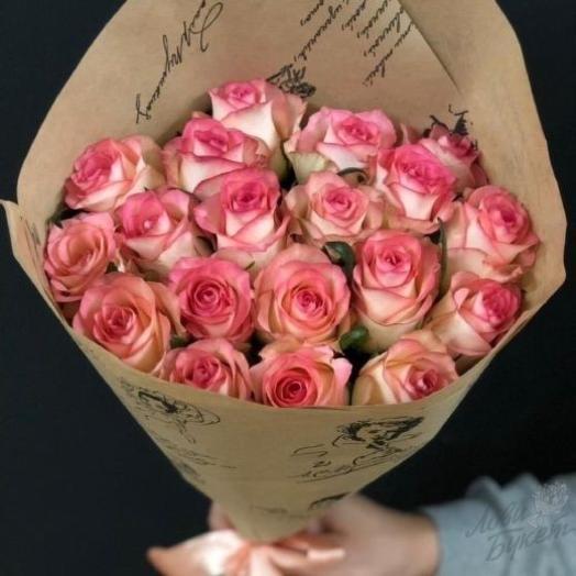 Джамилия: букеты цветов на заказ Flowwow