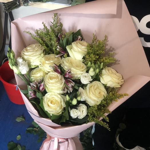 Композиция Милота: букеты цветов на заказ Flowwow