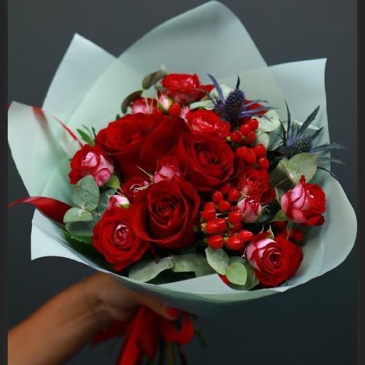 Bouquet 04 - Букеты