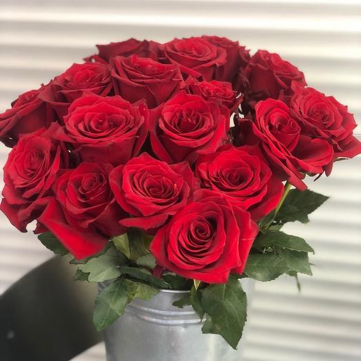 21 эквадорская Роза моя любовь