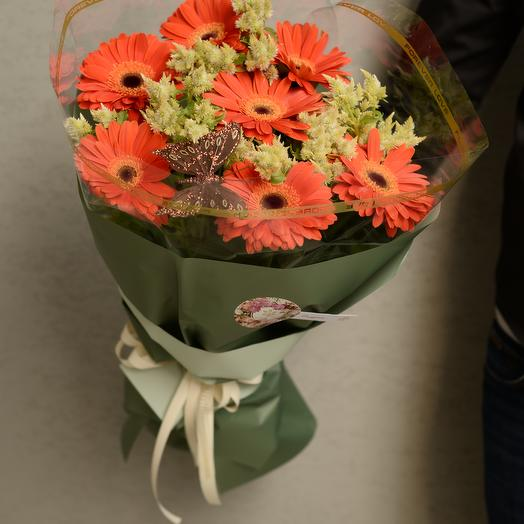 Bouquet of 9