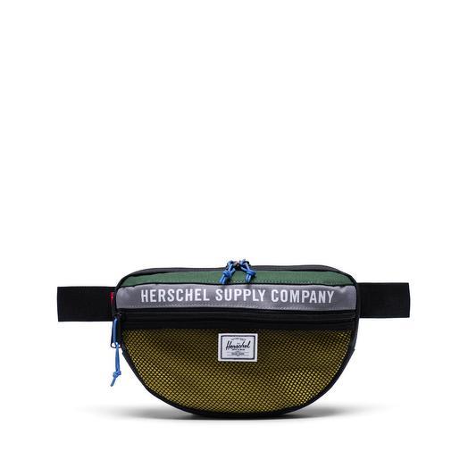 Сумка поясная Herschel Nineteen Greener Pastures/Grey/Cyber Yellow  Herschel 10590-03804-OS