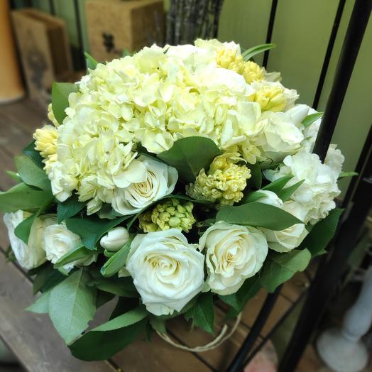 Букет цветов Модный тренд